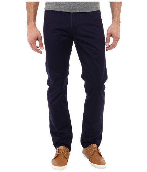 Dockers Men's - Alpha Khaki Pant (Sea Captain Blue) Men's Casual Pants