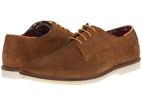 Ben Sherman - Dyer (Tan) Men's Lace up casual Shoes