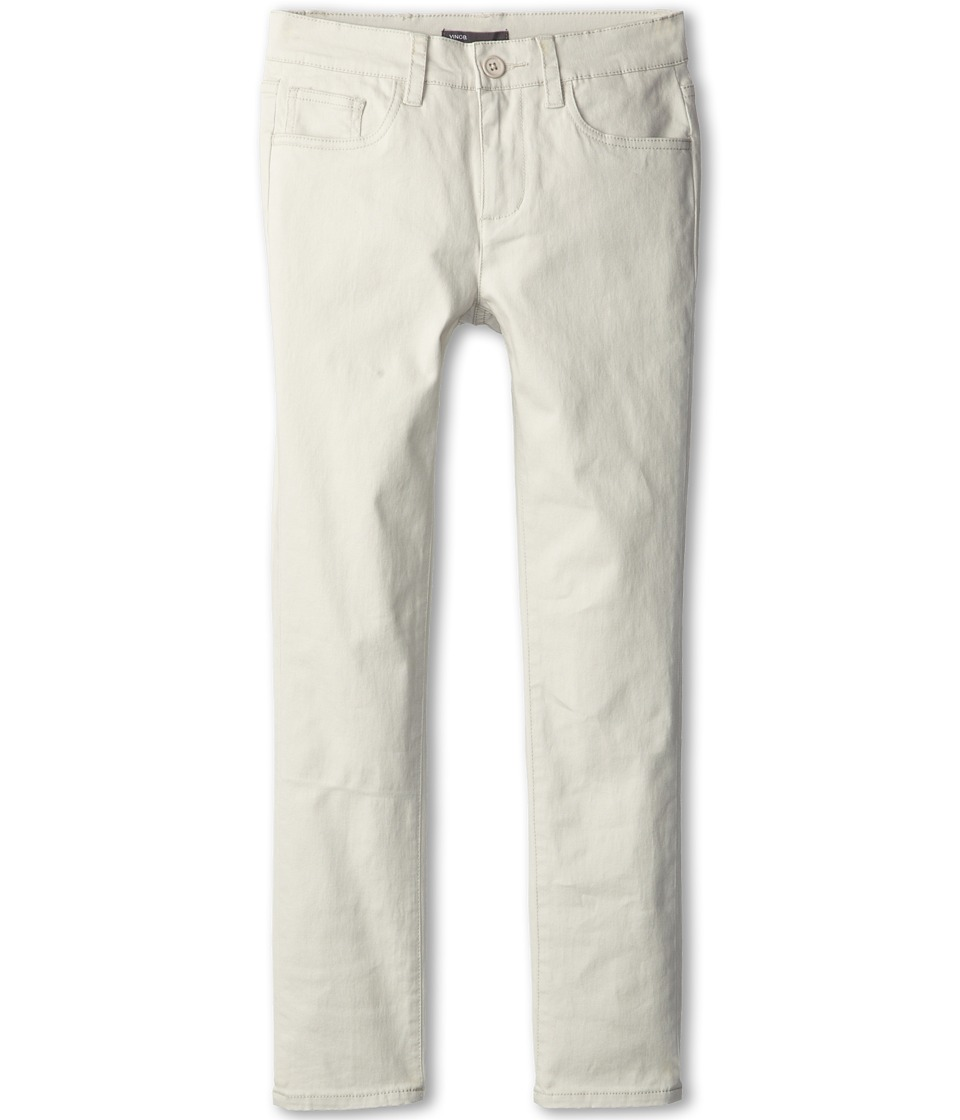 Vince Kids - 5-Pocket Brushed Twill Pant (Big Kids) (Sparrow) Boy