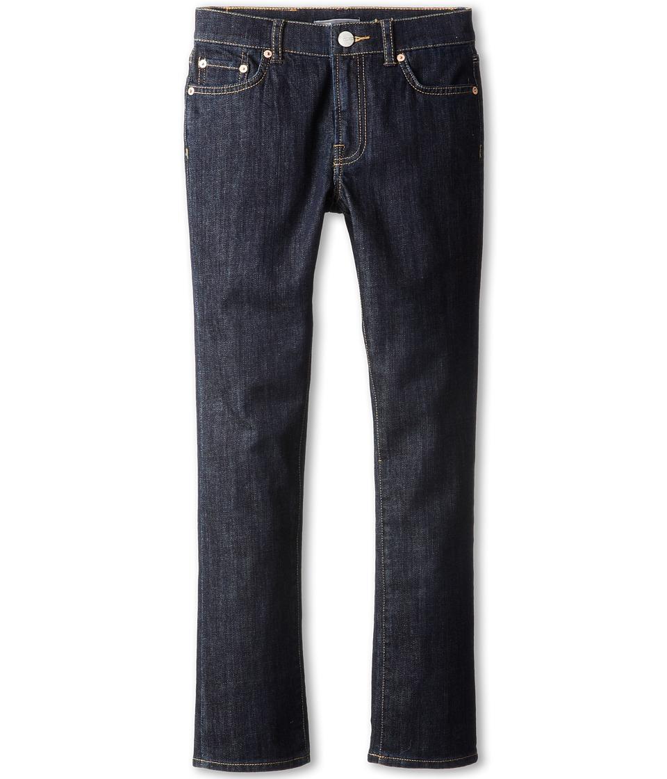 Vince Kids - Straight Leg Five-Pocket Jean (Big Kids) (Rinse) Boy