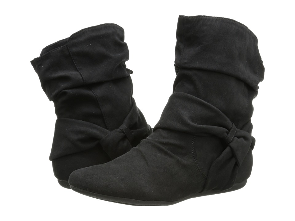 Report - Evalie (Black) Women's Pull-on Boots