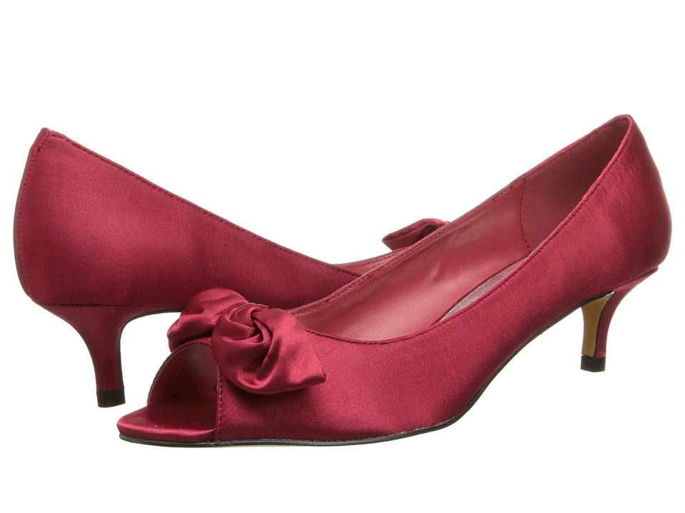 rsvp - Sadie (Red) Women's Slip-on Dress Shoes