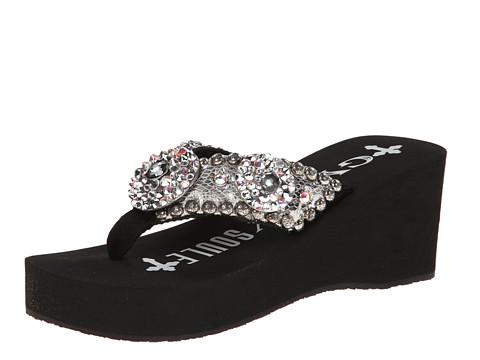 Gypsy SOULE - Victoria Heel (Black) Women