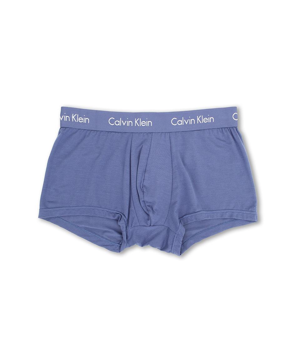 Calvin Klein Underwear - Micro Modal Trunk U5554 (Casper Blue) Men's Underwear