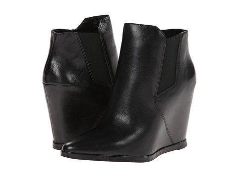 Kenneth Cole New York - Sloane (Black Leather) Women's Dress Boots