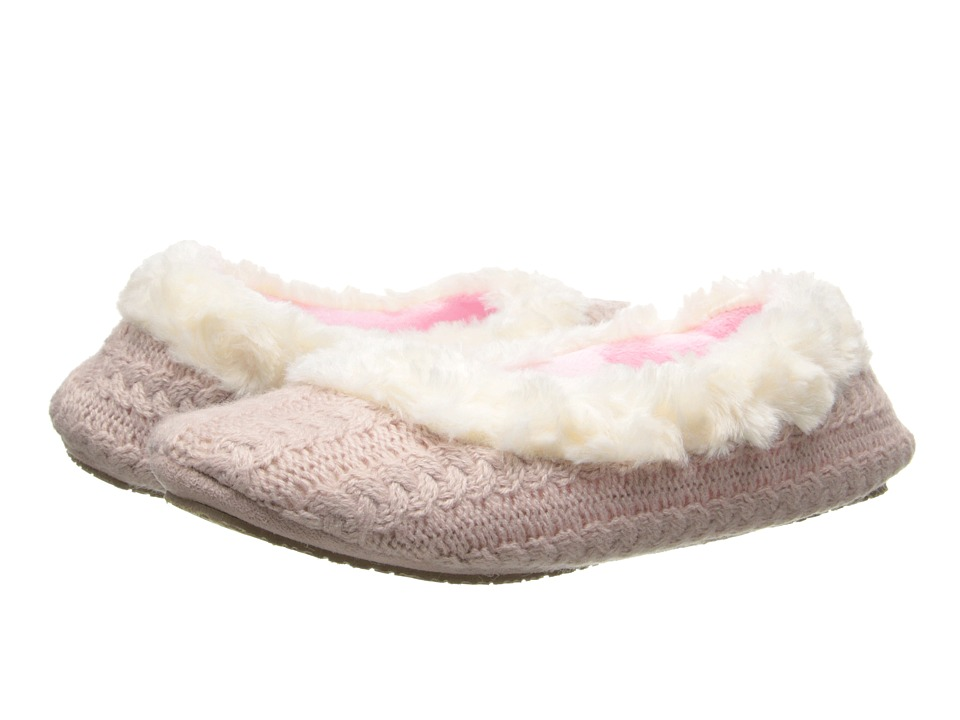 Patricia Green - Callie Cable (Pink) Women's Slippers