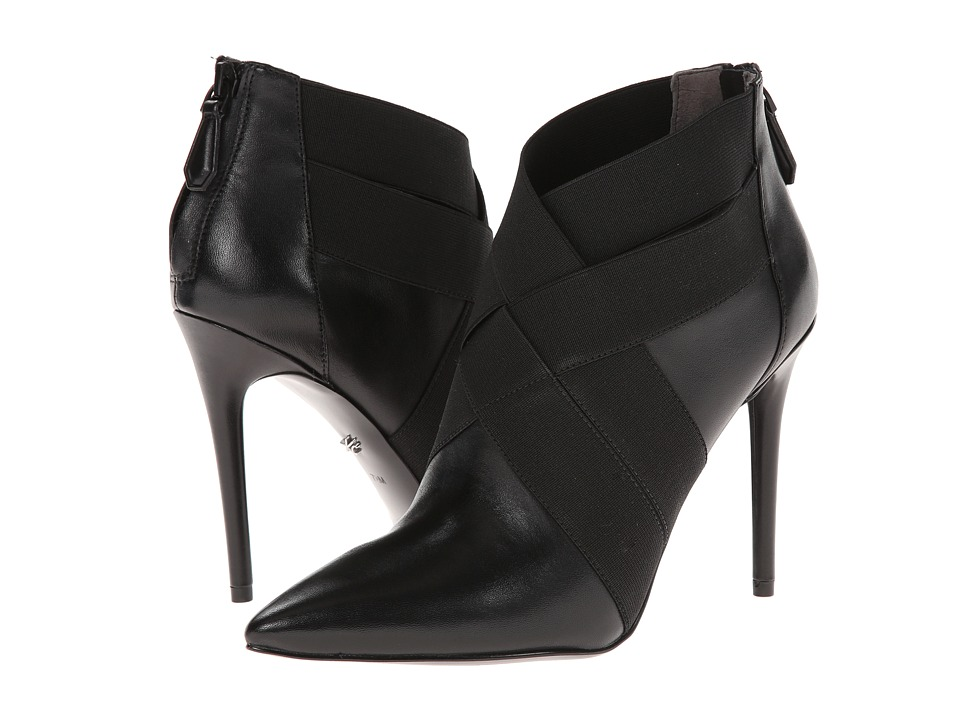 Kenneth Cole New York - Wyne (Black Leather) Women's Shoes