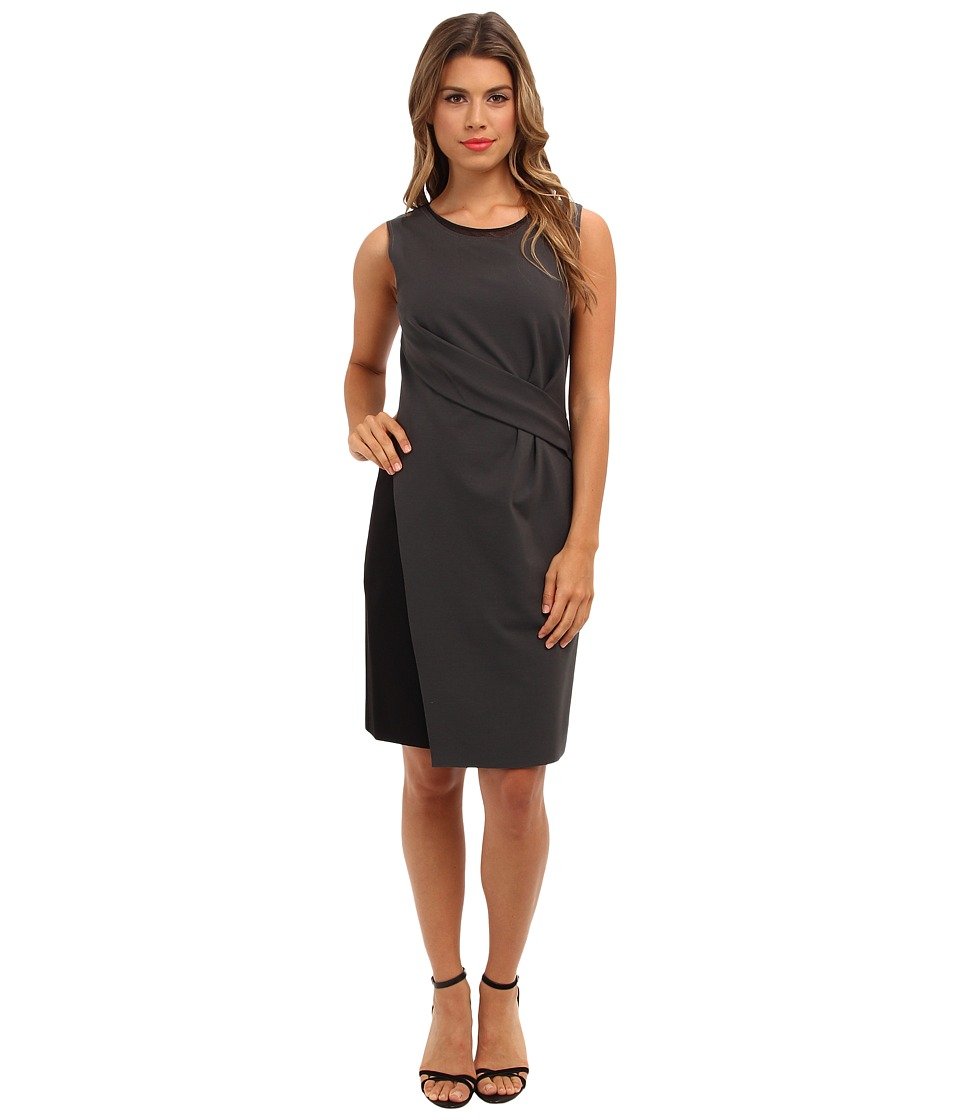Elie Tahari - Bennett Dress (Black/Metal Wire) Women's Dress