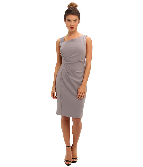 Elie Tahari - Jayna Dress (Pumice) Women