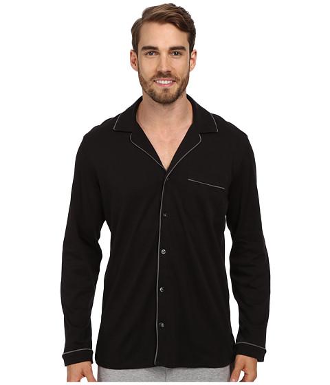 Calvin Klein Underwear - ck Black PJ Top M9636 (Black) Men