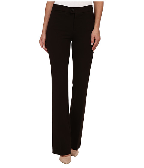 NYDJ - Ponte Trouser (Ganache) Women's Dress Pants
