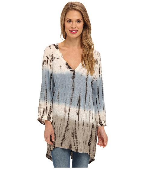 XCVI - Wildfire Tunic Top (Palm: Spa) Women's T Shirt