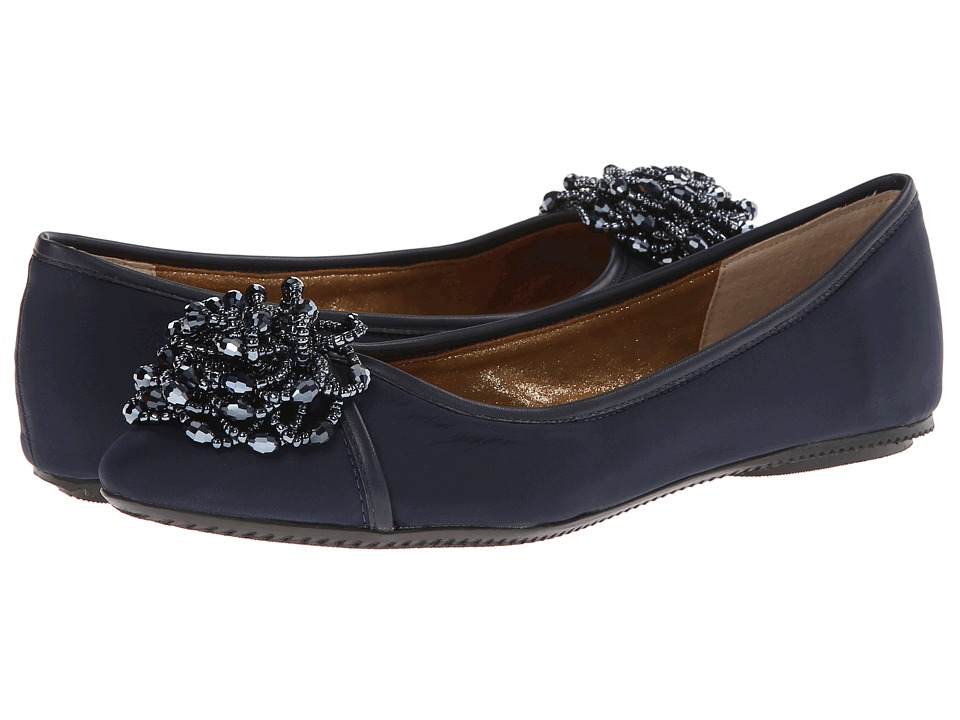 J. Renee - Geezel (Navy) High Heels