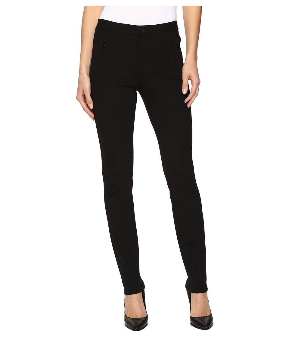 NYDJ - Zip Legging (Black) Women's Casual Pants
