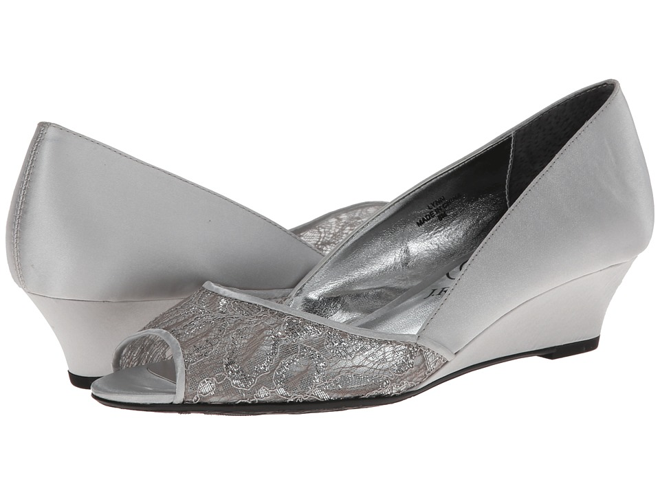 J. Renee - Lynn (Silver) Women's Shoes