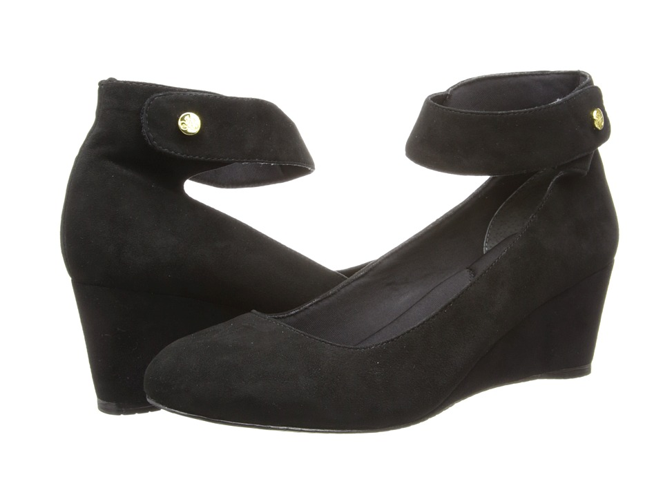 J. Renee - Melenne (Black) Women's Shoes