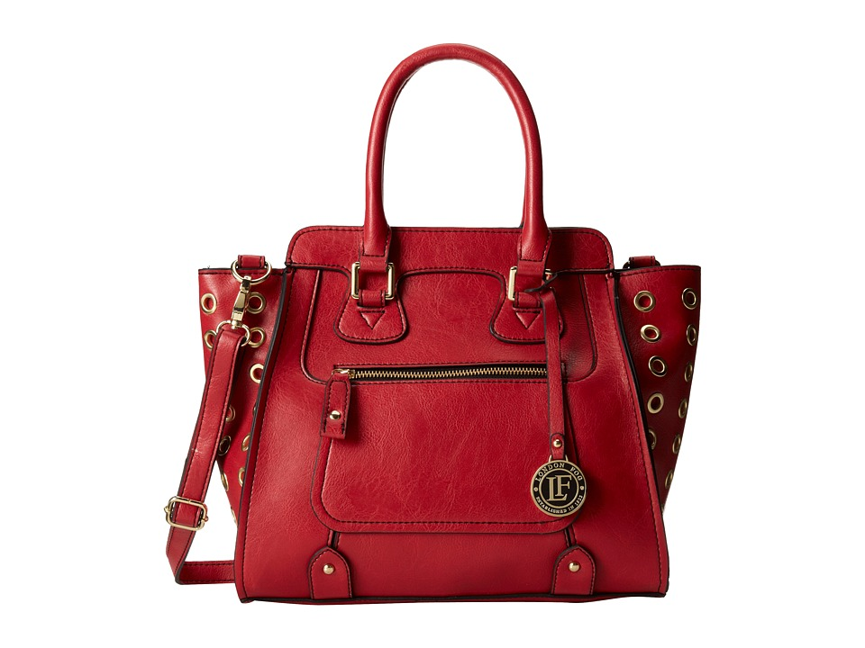 London Fog - Paige Mini Tote (Scarlet) Tote Handbags