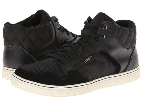 Original Penguin - Roy (Black) Men's Lace up casual Shoes