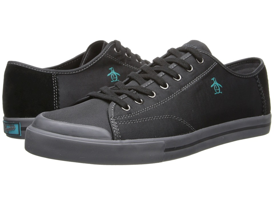Original Penguin - Chiller (Black) Men's Lace up casual Shoes