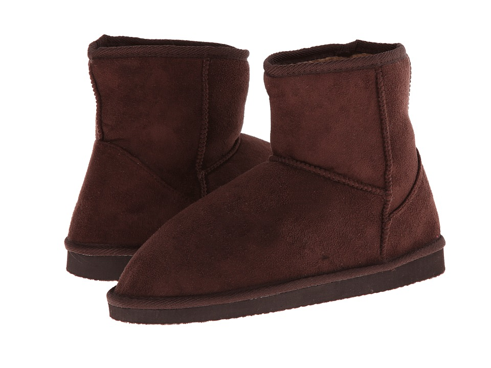 C Label - Cupcake-1 (Brown) Women's Boots