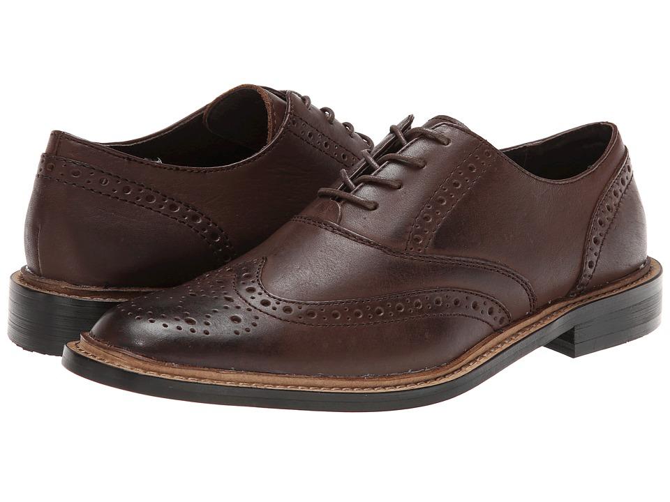 Original Penguin - Brogue WT (Bracken) Men's Lace Up Wing Tip Shoes