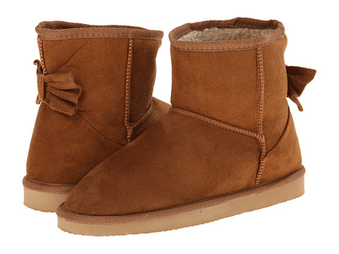 C Label - Cupcake-105 (Chestnut) Women's Boots