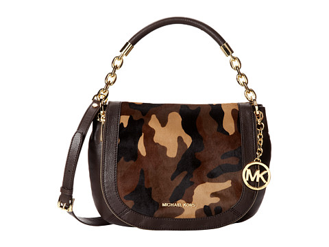 MICHAEL Michael Kors Stanthorpe Medium Convertible Shoulder (Duffle) Convertible Handbags