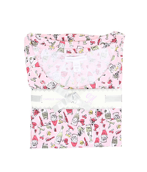Carole Hochman - Packaged Key Item Pajama (Champagne Toast) Women's Pajama Sets