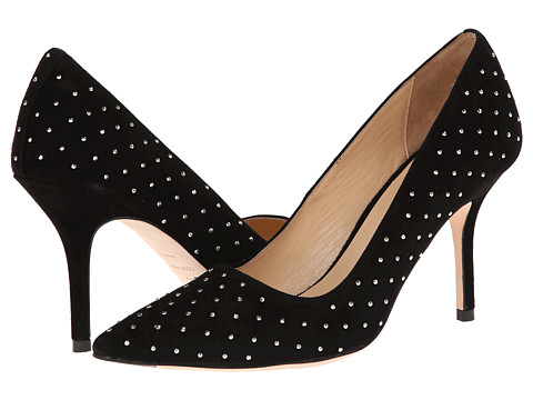 Cole Haan - Bradshaw Stud Pump 85 (Black) High Heels