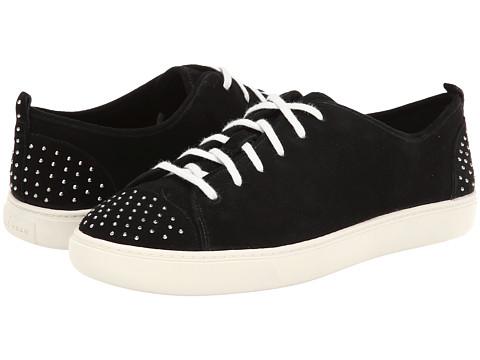 Cole Haan - Hendrix Det Lace Sneaker (Black/Studs) Women's Shoes
