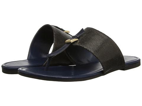 Cole Haan - Linden Sandal (Blazer Blue/Silver) Women's Sandals