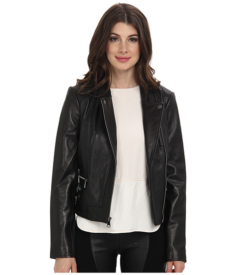 Marc New York by Andrew Marc - Ginny - Asym (Black) Women's Coat