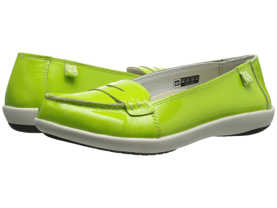 Spenco - Siesta Penny (Lizard Patent) Women