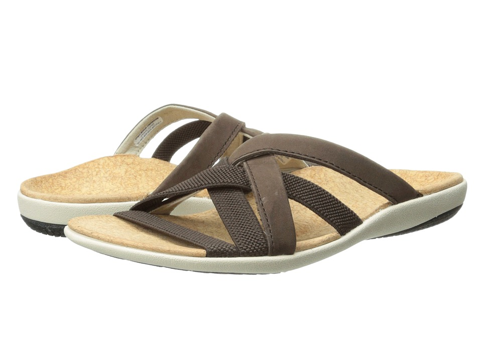Spenco - Jari Sandal (Chocolate) Women