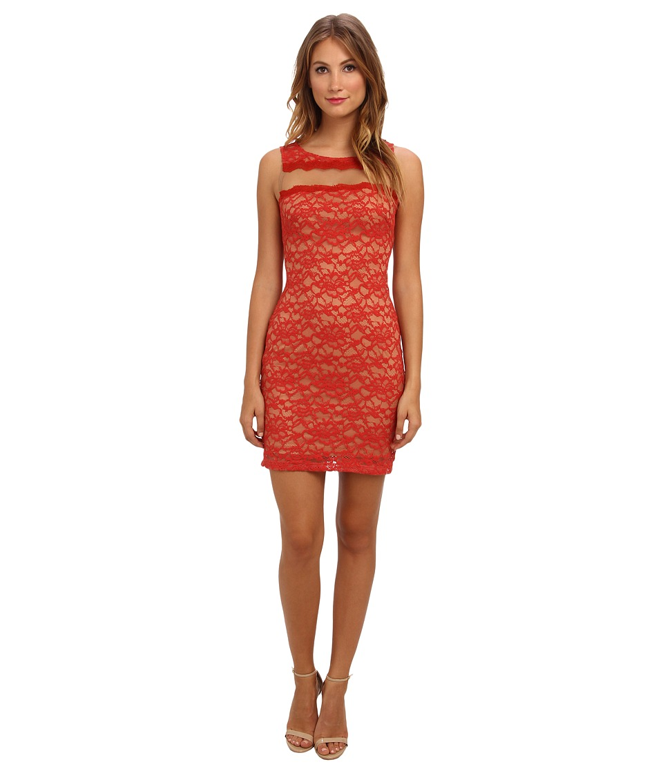 Bailey 44 - Autumn Dress (Fire) Women's Dress