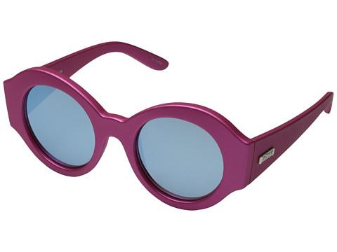 Le Specs - Original Sin (Fandango Pink/Silver Revo Mirror) Fashion Sunglasses