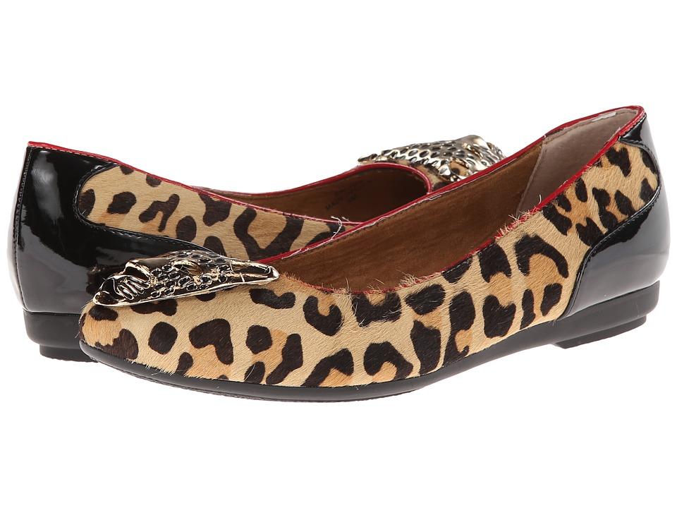 J. Renee - Safeen (Black/Brown) High Heels