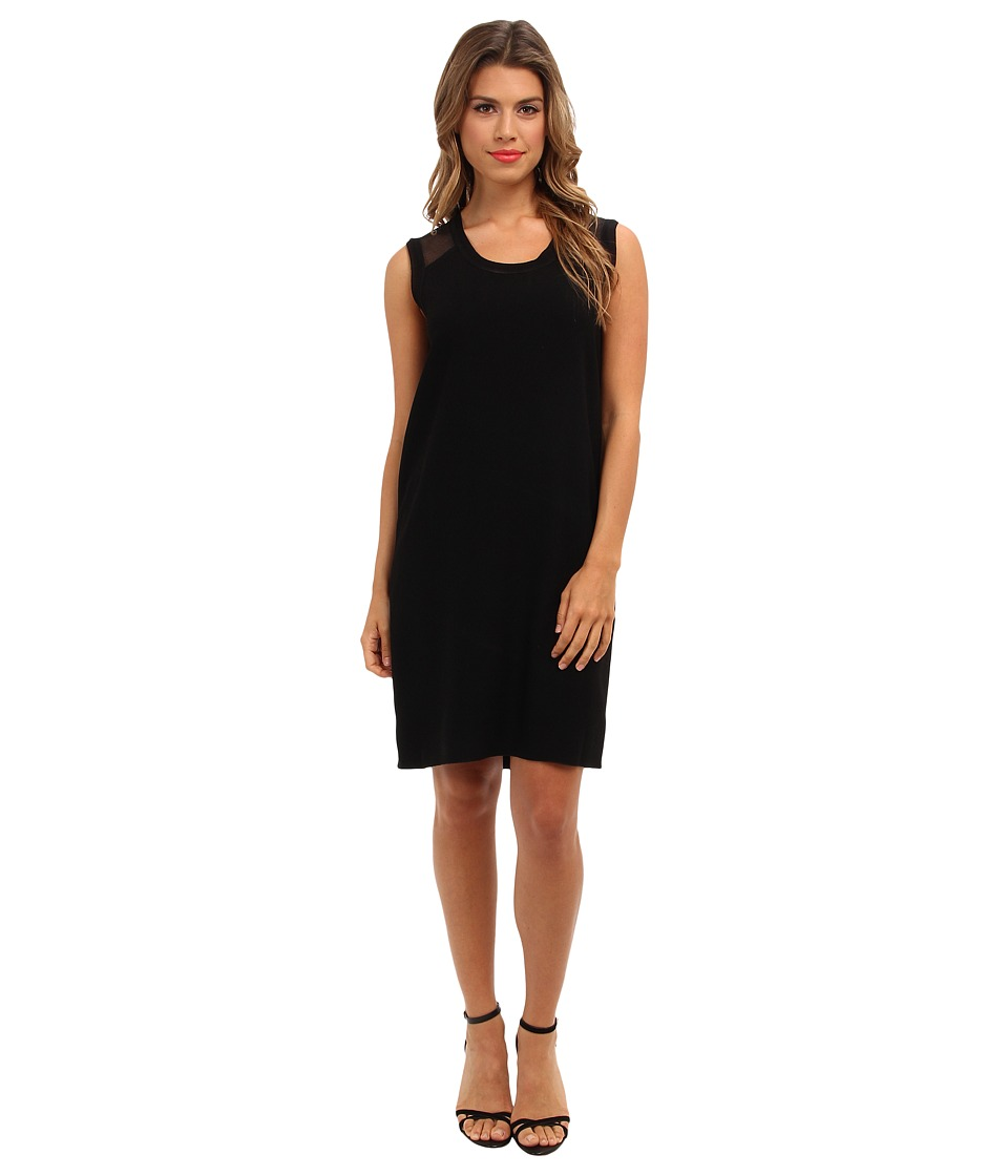 Elie Tahari Joslyn Dress (Black) Women
