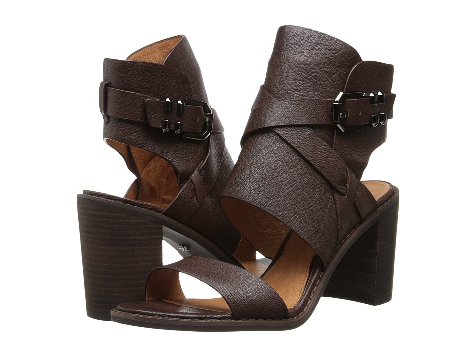 Kenneth Cole New York - La Salle (Dark Brown) High Heels