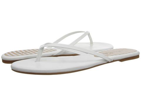 Splendid - Madrid (White/Nappa Leather) Women's Sandals