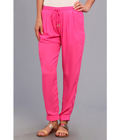 Brigitte Bailey - Finders Keepers Jogger Pant (Hot Pink) Women's Casual Pants