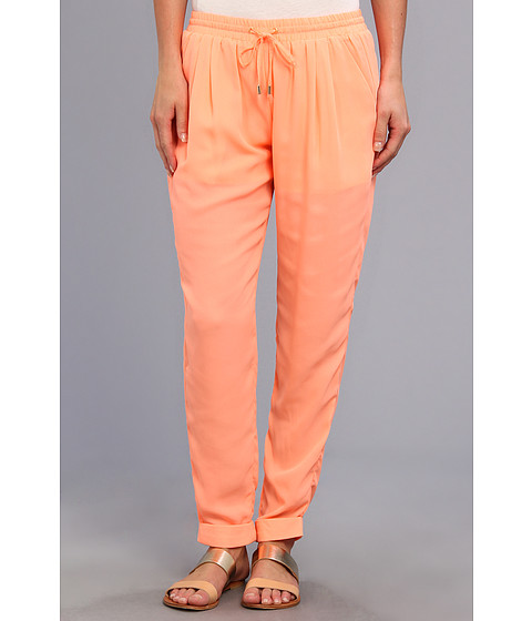 Brigitte Bailey - Finders Keepers Jogger Pant (Neon Peach) Women