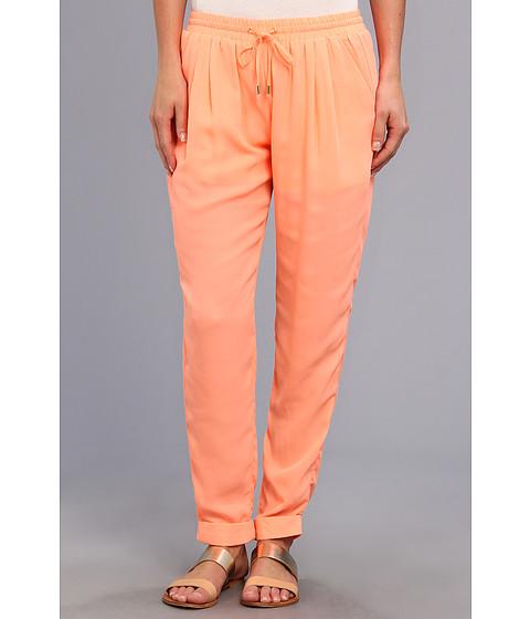 Brigitte Bailey - Finders Keepers Jogger Pant (Neon Peach) Women