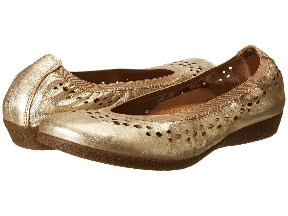 taos Footwear - Told You So (Light Gold) Women's Shoes