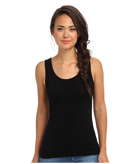 Culture Phit - High Low Tank (Black) Women's Sleeveless
