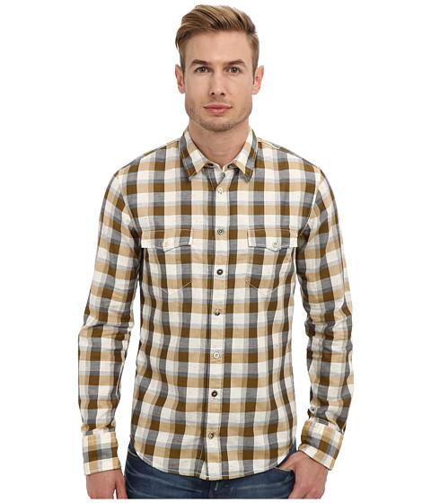 BOSS Orange - EdaslimE 10173951 01 (Medium Orange) Men's Long Sleeve Button Up