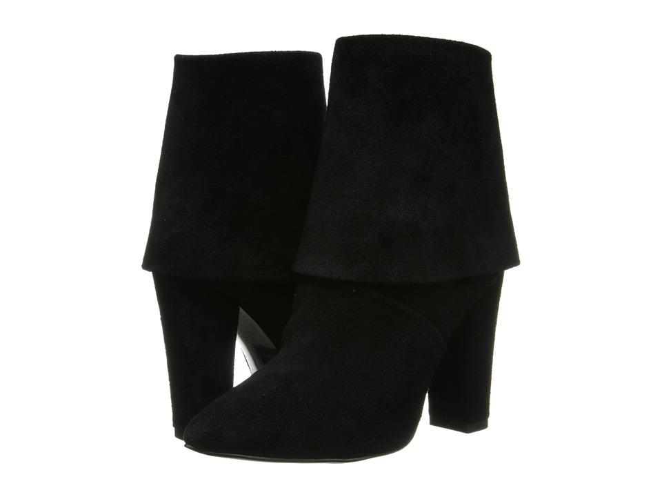 Vince Camuto - Amya (Black) Women's Dress Zip Boots