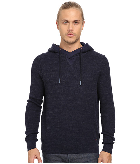 BOSS Orange - Anevo 10176806 01 (Dark Blue) Men's Sweatshirt