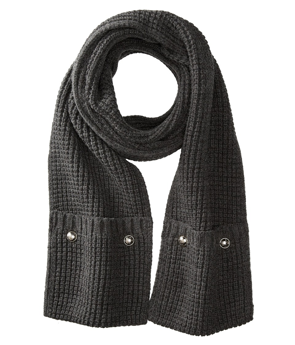 MICHAEL Michael Kors - Pocket Scarf (Derby) Scarves