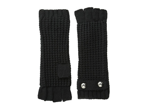 UPC 888698011030 product image for MICHAEL Michael Kors Fingerless Glove (Black) Extreme Cold Weather Gloves | upcitemdb.com